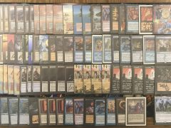 Picture of the TSI:VR decklist, All-Knowing Dragon